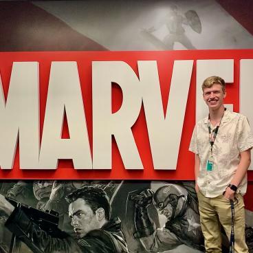 Ryan Harvey Marvel